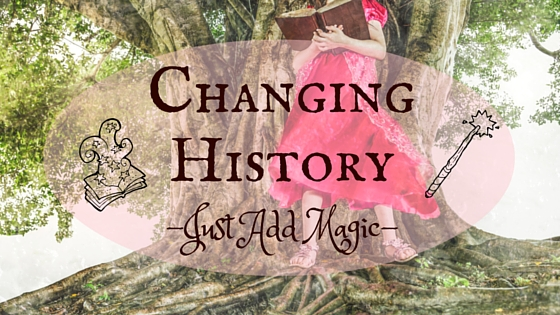 Changing History Blog Header