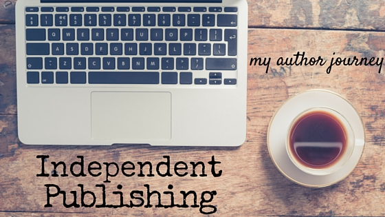 Independent Publishing Blog Header