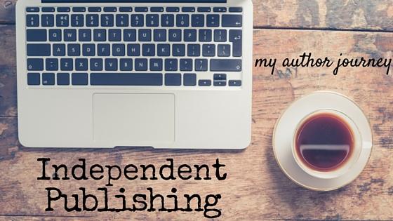 Independent Publishing Blog Header