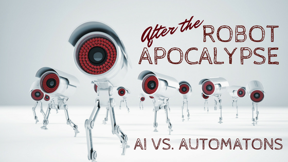 AI vs Automatons