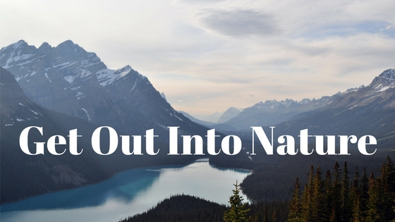 Get Out Into Nature