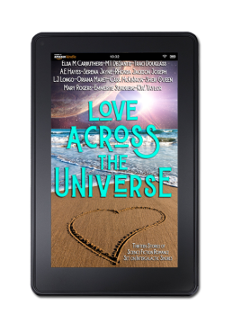 Kindle Love Accross the Universe